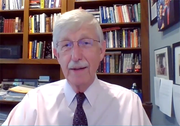 Francis S. Collins, MD, PhD, director of the National Institutes of Health